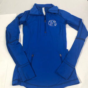 LuluLemon Athletica stitched pullover